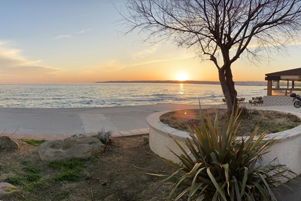 Büyükçekmece Sahil Günbatımı