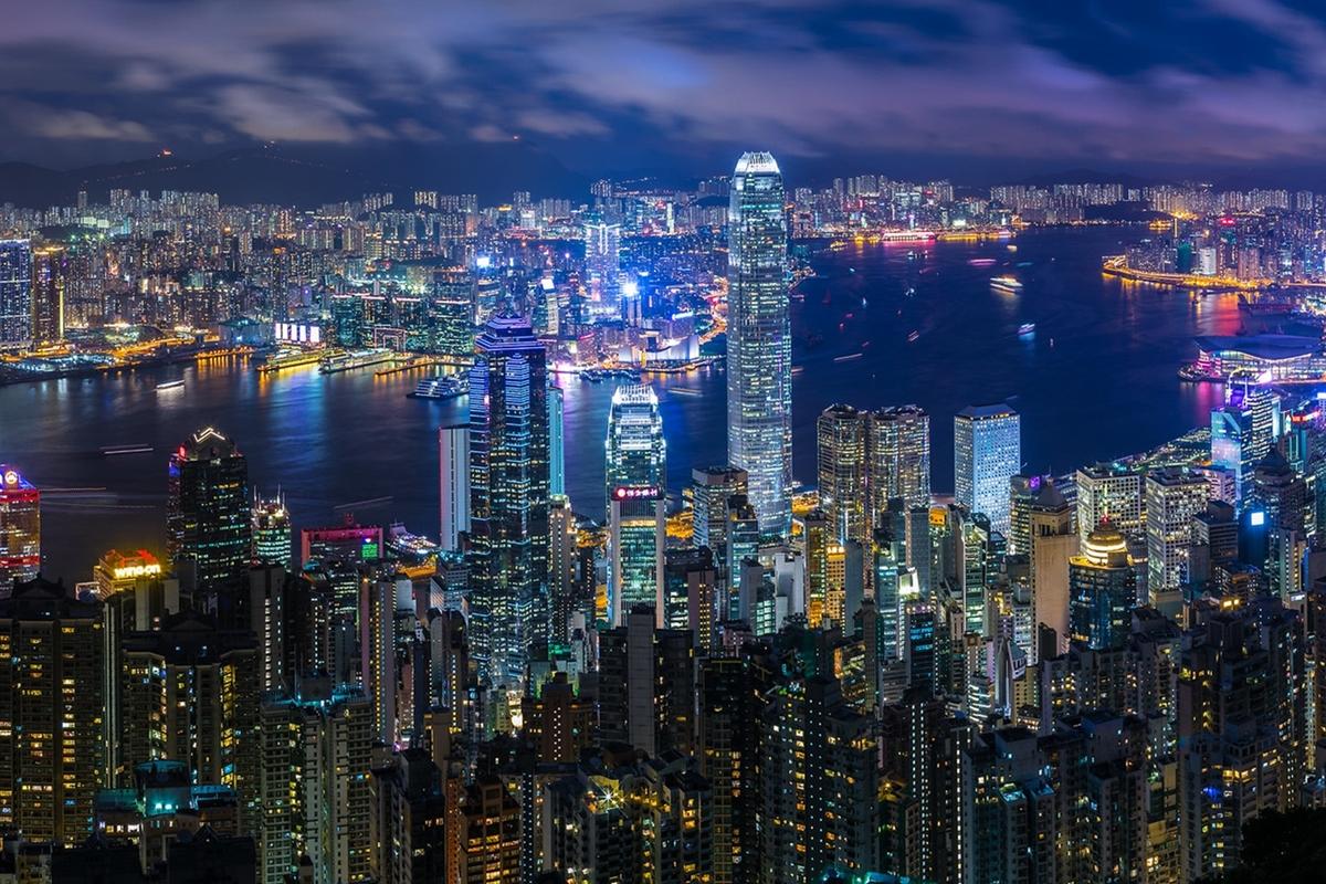 Dünyadaki Gözde Şehirlerin Gece Fotoğrafları